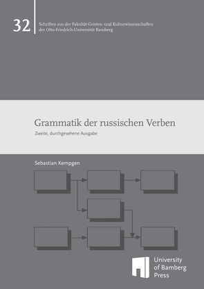 Grammatik der russischen Verben von Kempgen,  Sebastian