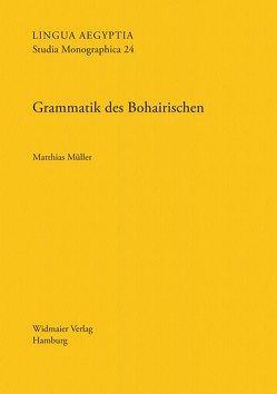 Grammatik des Bohairischen von Müller,  Matthias