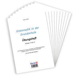 Grammatik in der Grundschule – Übungsheft im 10er Pack von Loubier,  Elke