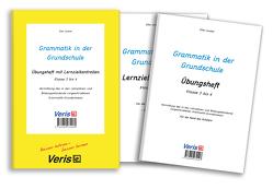 Grammatik in der Grundschule – Übungsheft mit Lernzielkontrollen (Kopiervorlagen) von Loubier,  Elke