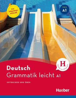 Grammatik leicht A1 von Brüseke,  Rolf