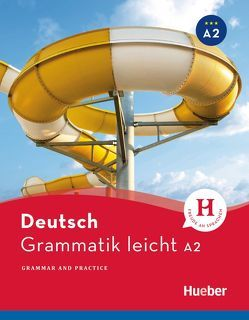 Grammatik leicht A2 von Brüseke,  Rolf