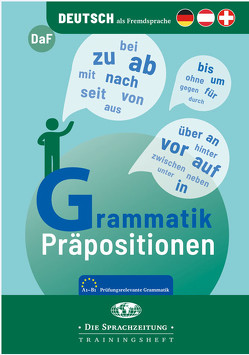 Grammatik – Präpositionen von Klöpping-Haupt,  Laura