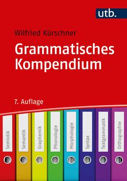 Grammatisches Kompendium von Kürschner,  Wilfried