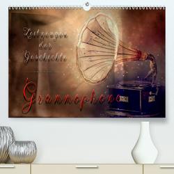 Grammophone – Zeitzeugen der Geschichte (Premium, hochwertiger DIN A2 Wandkalender 2020, Kunstdruck in Hochglanz) von Roder,  Peter