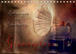 Grammophone – Zeitzeugen der Geschichte (Tischkalender 2019 DIN A5 quer) von Roder,  Peter