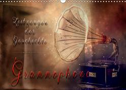 Grammophone – Zeitzeugen der Geschichte (Wandkalender 2019 DIN A3 quer) von Roder,  Peter