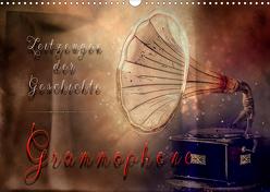 Grammophone – Zeitzeugen der Geschichte (Wandkalender 2020 DIN A3 quer) von Roder,  Peter