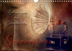 Grammophone – Zeitzeugen der Geschichte (Wandkalender 2020 DIN A4 quer) von Roder,  Peter