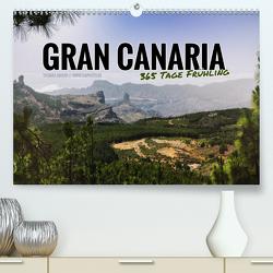 Gran Canaria – 365 Tage Frühling (Premium, hochwertiger DIN A2 Wandkalender 2020, Kunstdruck in Hochglanz) von Jansen - tjaphoto.de,  Thomas