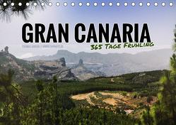 Gran Canaria – 365 Tage Frühling (Tischkalender 2020 DIN A5 quer) von Jansen - tjaphoto.de,  Thomas