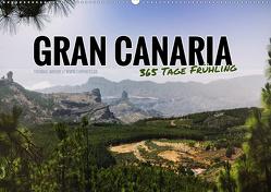 Gran Canaria – 365 Tage Frühling (Wandkalender 2020 DIN A2 quer) von Jansen - tjaphoto.de,  Thomas