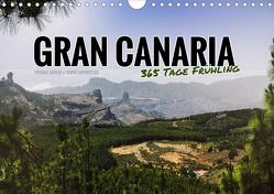 Gran Canaria – 365 Tage Frühling (Wandkalender 2020 DIN A4 quer) von Jansen - tjaphoto.de,  Thomas