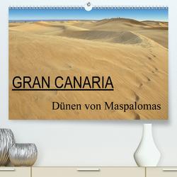 GRAN CANARIA/Dünen von Maspalomas (Premium, hochwertiger DIN A2 Wandkalender 2021, Kunstdruck in Hochglanz) von Boekhoff,  Herbert