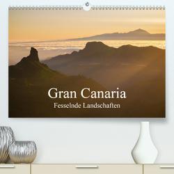 Gran Canaria – Fesselnde Landschaften (Premium, hochwertiger DIN A2 Wandkalender 2021, Kunstdruck in Hochglanz) von Wasilewski,  Martin