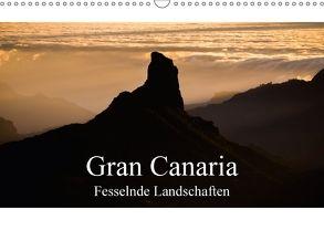 Gran Canaria – Fesselnde Landschaften (Wandkalender 2018 DIN A3 quer) von Wasilewski,  Martin