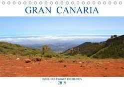 Gran Canaria – Insel des ewigen Frühlings (Tischkalender 2019 DIN A5 quer) von Stoll,  Sascha