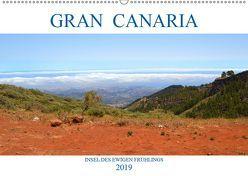 Gran Canaria – Insel des ewigen Frühlings (Wandkalender 2019 DIN A2 quer) von Stoll,  Sascha