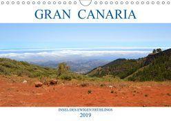 Gran Canaria – Insel des ewigen Frühlings (Wandkalender 2019 DIN A4 quer) von Stoll,  Sascha