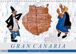 Gran Canaria – Kanarische Impressionen (Wandkalender 2019 DIN A4 quer) von Meyer,  Dieter
