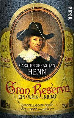 Gran Reserva von Henn,  Carsten Sebastian