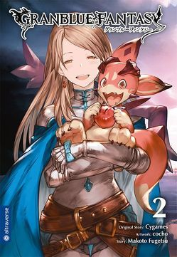 Granblue Fantasy 02 von cocho, Cygames, Fugetsu,  Makoto