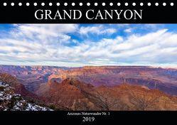 GRAND CANYON – Einblicke (Tischkalender 2019 DIN A5 quer) von Ostermann,  Kai