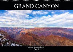 GRAND CANYON – Einblicke (Wandkalender 2019 DIN A2 quer) von Ostermann,  Kai