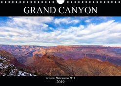 GRAND CANYON – Einblicke (Wandkalender 2019 DIN A4 quer) von Ostermann,  Kai