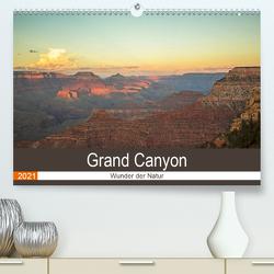 Grand Canyon – Wunder der Natur (Premium, hochwertiger DIN A2 Wandkalender 2021, Kunstdruck in Hochglanz) von Potratz,  Andrea