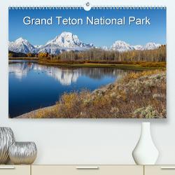Grand Teton National Park (Premium, hochwertiger DIN A2 Wandkalender 2020, Kunstdruck in Hochglanz) von Klinder,  Thomas