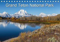 Grand Teton National Park (Tischkalender 2019 DIN A5 quer) von Klinder,  Thomas