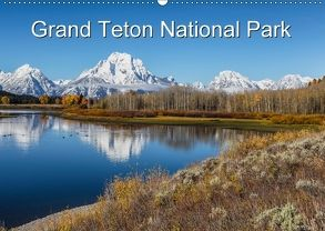 Grand Teton National Park (Wandkalender 2018 DIN A2 quer) von Klinder,  Thomas