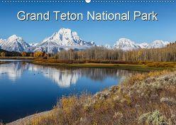 Grand Teton National Park (Wandkalender 2019 DIN A2 quer) von Klinder,  Thomas