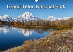 Grand Teton National Park (Wandkalender 2019 DIN A3 quer) von Klinder,  Thomas