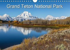 Grand Teton National Park (Wandkalender 2019 DIN A4 quer) von Klinder,  Thomas