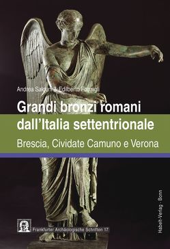 Grandi bronzi romani dall'Italia settentrionale von Formigli,  Edilberto, Salcuni,  Andrea