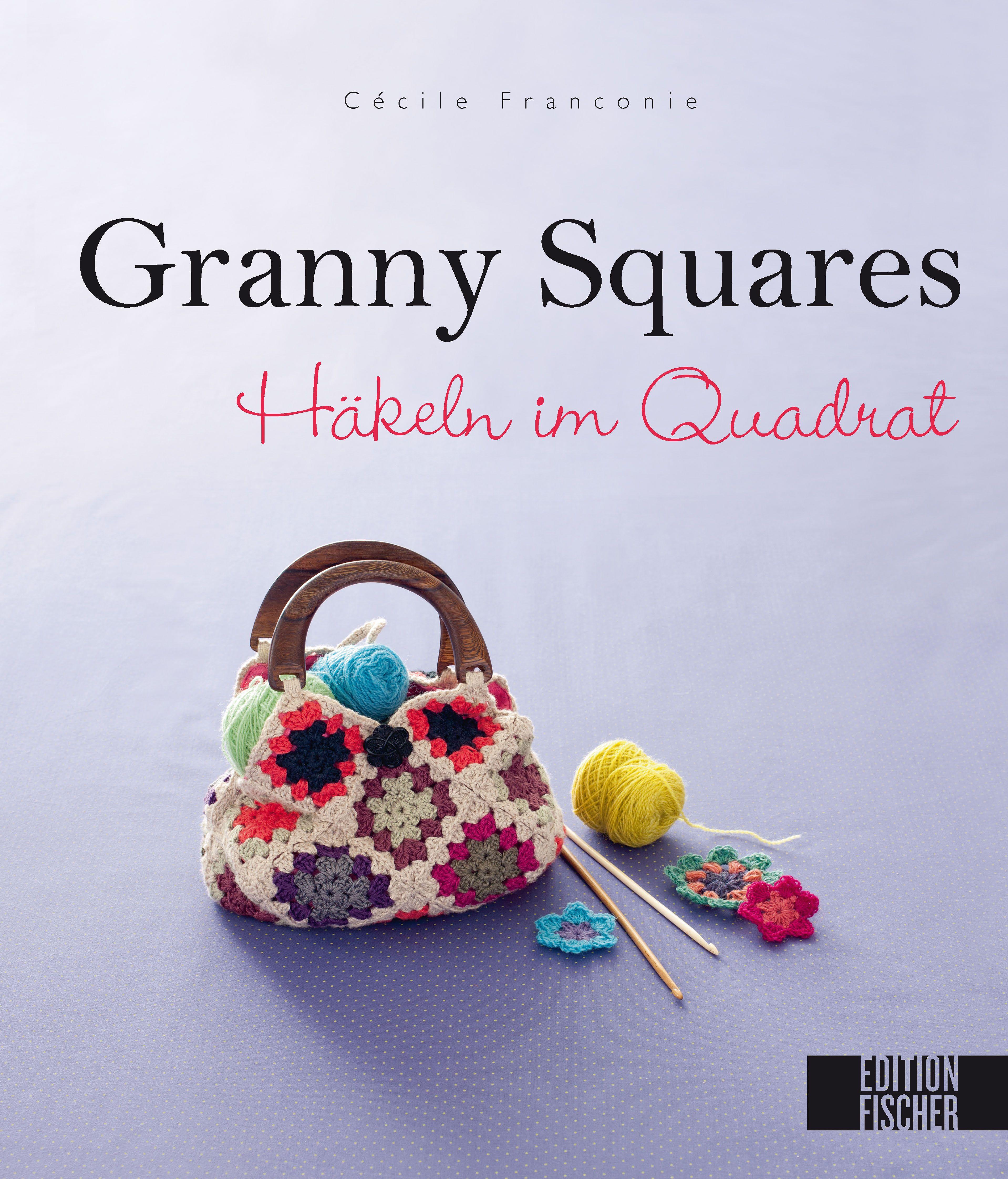 Granny Squares Von Franconie Cécile Häkeln Im Quadrat
