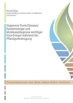 Grapevine Trunk Diseases von Haag,  Nicolai Walter