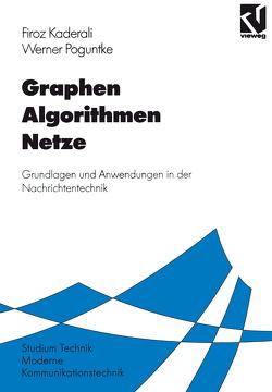 Graphen Algorithmen Netze von Kaderali,  Firoz, Poguntke,  Werner