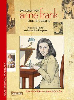 Anne Frank von Colon,  Ernie, Jacobson,  Sid, Wilksen,  Kai
