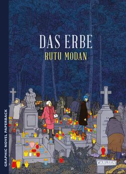 Graphic Novel Paperback: Das Erbe von Modan,  Rutu, Schiffer,  Gundula