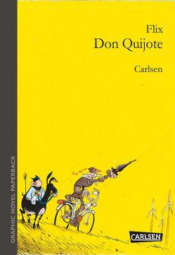 Graphic Novel Paperback: Don Quijote von Flix