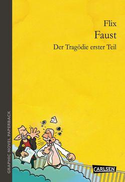 Graphic Novel Paperback: Faust von Flix