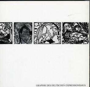 Graphik des deutschen Expressionismus von Fiedler-Bender,  Gisela, Höfchen,  Heinz