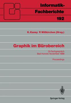 Graphik im Bürobereich von Kansy,  Klaus, Wißkirchen,  Peter