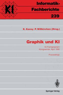 Graphik und KI von Kansy,  Klaus, Wißkirchen,  Peter
