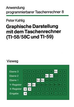 Graphische Darstellung mit dem Taschenrechner von Kahlig,  Peter