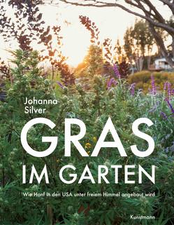 Gras im Garten von Becker,  Ulrike, Silver,  Johanna