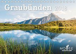 Graubünden – 2018 (Tischkalender 2018 DIN A5 quer) von Schöps,  Anke, Schöps,  Thorsten